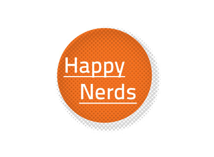 Happy Nerds Logo